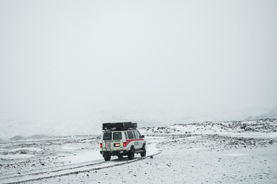 Iceland - Glacier Ice Caves