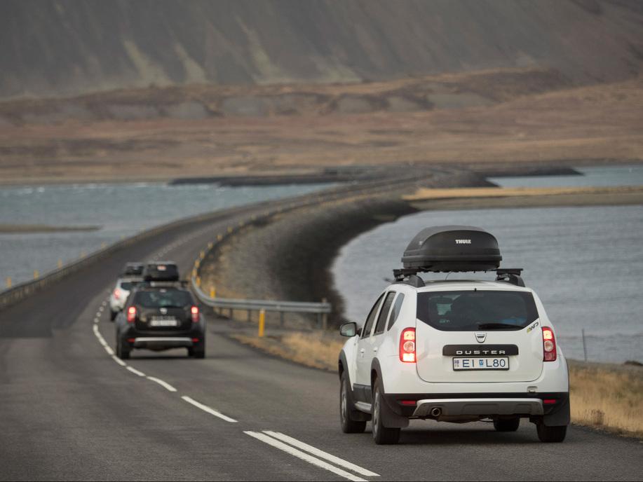 VettasM.com - Iceland - Renting a Car